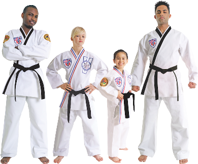 Vector people ata uniform small 1 2 karate for kids for Uniform spa vector